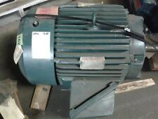 New Reliance Electric 15 HP 460 Volt 324U Frame 1175 RPM AC Motor