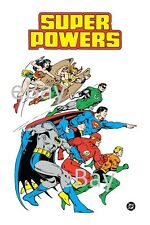 1988 Super Powers TEAM Model Art : Justice League