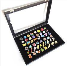 POKEMON 50 MEDAGLIE LEGA JOHTO SPILLE Gen 2 oro argento cristallo badges gym pin