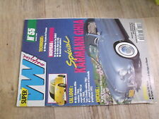 $$ Super VW Mag N°55 Combi Buggy Cox Carmann...
