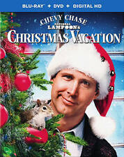 National Lampoons Christmas Vacation (Blu-ray + DVD + Limited Edition Steelbook)