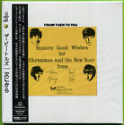 The Beatles FROM THEN TO YOU (Fan Club Christmas Records) Japan mini LP CD w/OBI