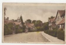 Institute & Reading Rooms Waddesdon 1943 Postcard  213a