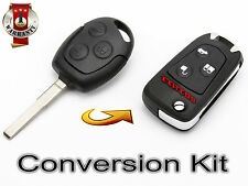 FORD FOCUS FIESTA MONDEO PUMA KA COUGAR TRANSIT FOB REMOTE KEY CONVERSION KIT