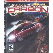 NEED FOR SPEED CARBON NEW SONY PLAYSTATION PS3 GAME