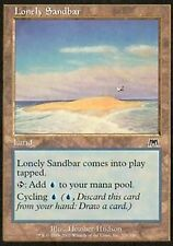 *MRM* FR 4x Banc de Sable Isole / Lonely Sandbar MTG Onslaught
