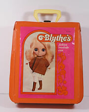 Vintage 1972 Hasbro Blythe Fashion Wardrobe Case