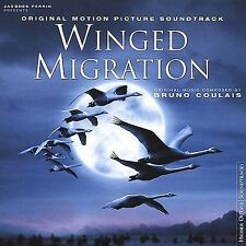 Winged Migration [Original Motion Picture Soundtrack] by Bruno Coulais CD