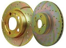 EBC TURBO GROOVE BRAKE DISCS REAR GD1009 TO FIT M3 (E36)