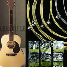 1 Set of 6 pcs Steel Strings for Acoustic Guitar 150XL 1 M 1st-6th String hu4d
