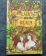 THE LADY'S REALM: MAGAZINE SELECTION 1904-1905 P/B BOOK EXC Social History