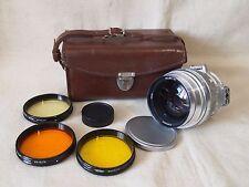 KMZ HELIOS 40 85mm f/1,5 Russian portrait lens M42 Zenit SLR cameras