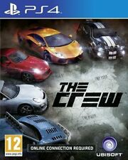 THE CREW PS4 Game (BRAND NEW SEALED)