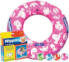NEW BMA605 Wahu Nippas Floatation Swim Swimming Pool Ring