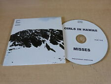 GIRLS IN HAWAI - MISSES - TRACK  !! RARE FRENCH PROMO CD!!!!