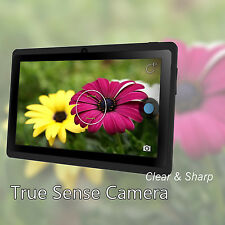 NeuTab 7'' inch Android 4.4 Quad Core Tablet 8GB Wi-Fi Dual Cam Black Bluetooth