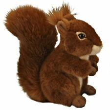 20cm living Nature écureuil jouet doux