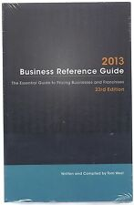 2013 Business Reference Guide By Tom West  Discounts Available