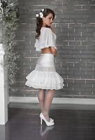 Wedding Bridal Petticoat Underskirt Crinoline Dress S M L XL XXL