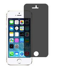 Blickschutzfolie iPhone SE 5 5S 5C Privacy Displayschutz Folie Antispy schwarz