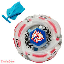 Meteo L-Drago LW105LF BB-88 Beyblade Metal Masters Fusion+Single spin Launcher