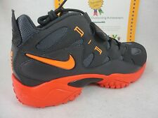 Nike Air Diamond Turf Raider,Total Orange / Dark Grey, 2013 DS, Size 12