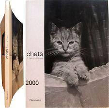Chats textes et poèmes 2000 Laulhère Vigneau Charles Perrault Kérouac Léautaud