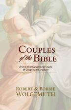 Couples of the Bible: A One-Year Devotional Study of Couples in Scripture