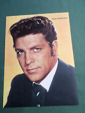 DALE ROBERTSON - FILM STAR - 1 PAGE  PICTURE- CLIPPING/CUTTING - #2