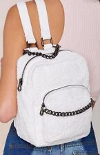 nila anthony Just in lace backpack /purse