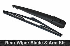 Ford S-Max 2010+ Rear Windshield Window Windscreen Wiper Arm + Blade Set /706