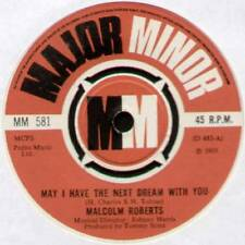 MALCOLM ROBERTS ~ MAY I HAVE THE NEXT DREAM / WHERE DID I GO WRONG ~ 1968 UK 7""