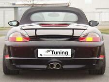 Porsche 986 Boxster  to  997 GT3 update  Rear bumper