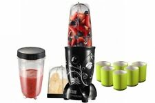 Wonderchef Nutriblend Black with free Glass set and recipe book