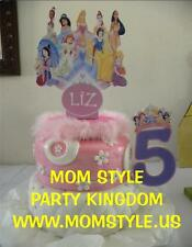 Princesses Cake Topper Birthday party supply