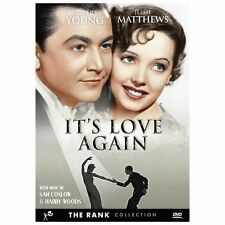 It's Love Again: The Rank Collection (DVD, 2013) Usually ships in 12 hours!!!