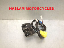 suzuki an400 burgman 2007 2008 2009 2010 left hand handle switch gear