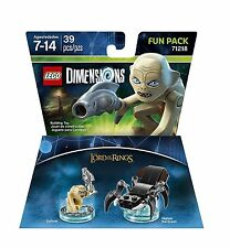 NEW, Sealed Lego Dimensions LOTR GOLLUM Fun Pack 71218 (Ships for Free)