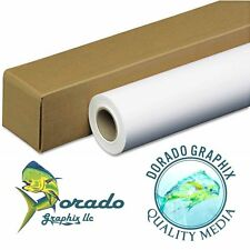 24 inch Bond roll wide format inkjet matte paper Canon Epson HP aqueous media