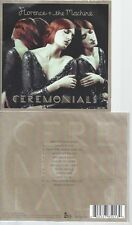 CD--FLORENCE + THE MACHINE -- -- CEREMONIALS