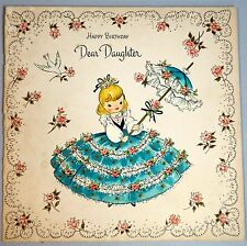 A Special  Cd for Dear Daughter w Rosemary Clooney New Birthday Song Record 1955