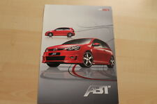 74858) VW Golf VI ABT Prospekt 200?