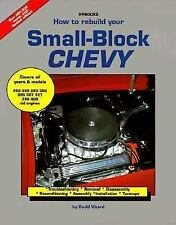 How to Rebuild Your Small-Block Chevy by David Vizard (1991, Paperback, Revised)