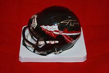 Jameis Winston Florida State Seminoles Autographed Mini Helmet JSA