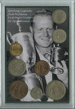 Jack Nicklaus De Golf Vintage Us Open Championship Winner Retro moneda Set De Regalo De 1962