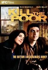 BRAND NEW  RARE Kill the Poor UNRATED DVD WIDESCREEN THE ONE YOU WANT