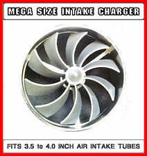 TUNDRA SEQUOIA V8 LARGE AIR INTAKE SUPERCHARGER FAN KIT FOR 3.5 - 4 INCH INTAKES