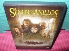 EL SEÑOR DE LOS ANILLOS - LA COMUNIDAD DEL ANILLO - 2 D