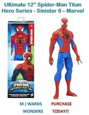 "Ultimate 12"" Spider-Man Titan Hero Series - Sinister 6 – Marvel"