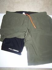 Polo Sport Ralph Lauren NWT Mens Athletic Running Shorts Sz Lg